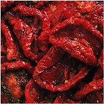 sundried tomatoes, ripped